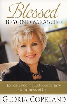 Blessed Beyond Measure Paperback Book