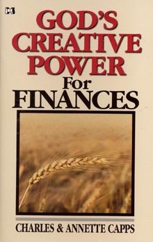 God's Creative Power For Finances Minibook by Charles & Annette Capps