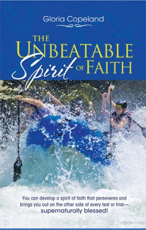 The Unbeatable Spirit of Faith Minibook