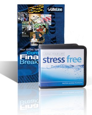Financial Breakthrough Lifeline Kit with FREE Living Your Life Stress Free 6 CD Set