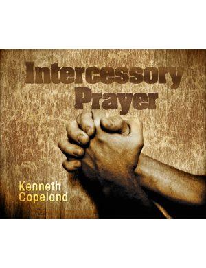 Intercessory Prayer 5 CD Set