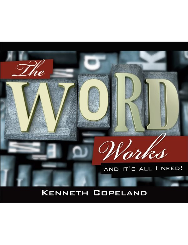 The Word Works and It's All I Need 4 CD Set
