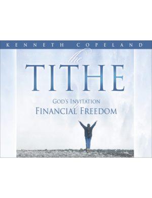 The Tithe - God's Invitation to Financial Freedom 4 CD Set