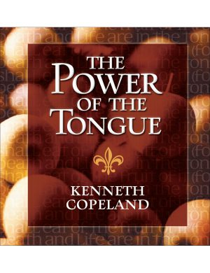 The Power of the Tongue Single CD