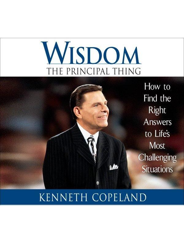 Wisdom the Principle Thing 6 CD Set