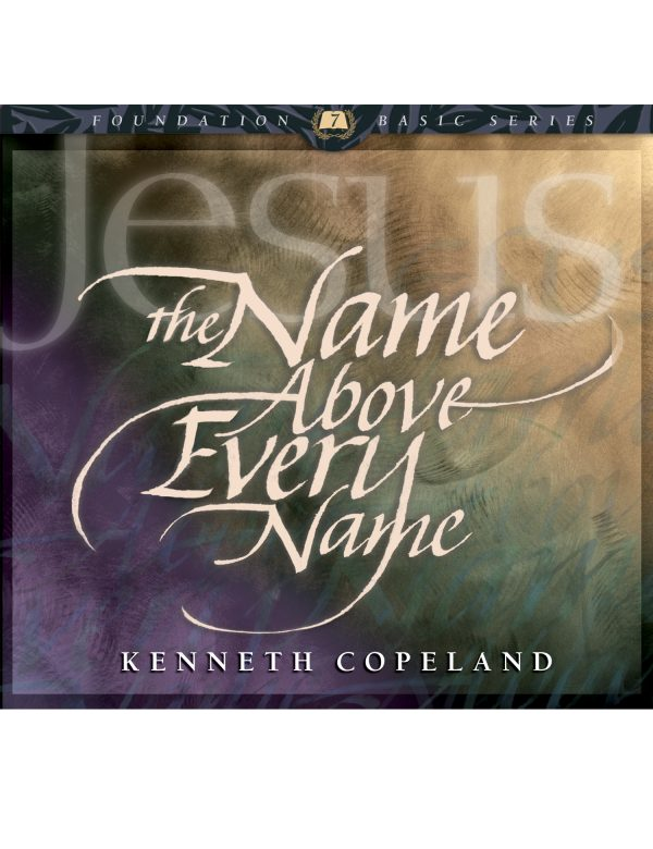 Jesus, The Name Above Every Name 10 CD Set