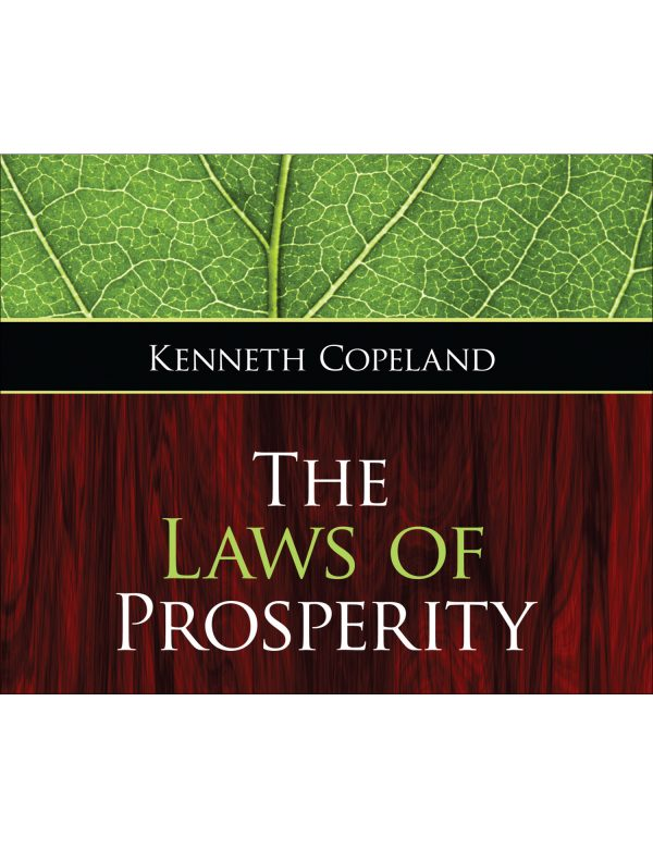 The Laws of Prosperity 6 CD Set