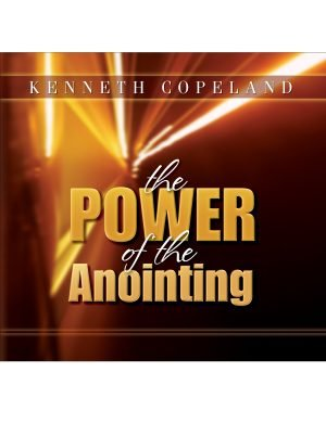 The Power of the Anointing 2 CD Set