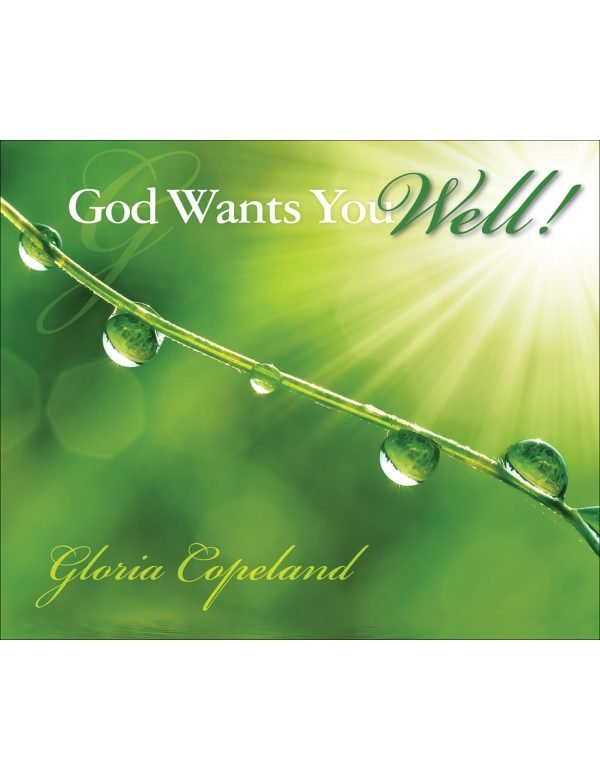 God Wants You Well-0