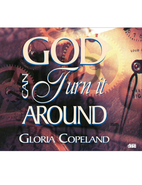 God Can Turn It Around 4 CD Set