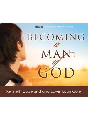 Becoming a Man of God 5 CD Set