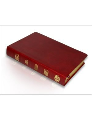 Kenneth Copeland Reference Edition Bible Burgundy-0