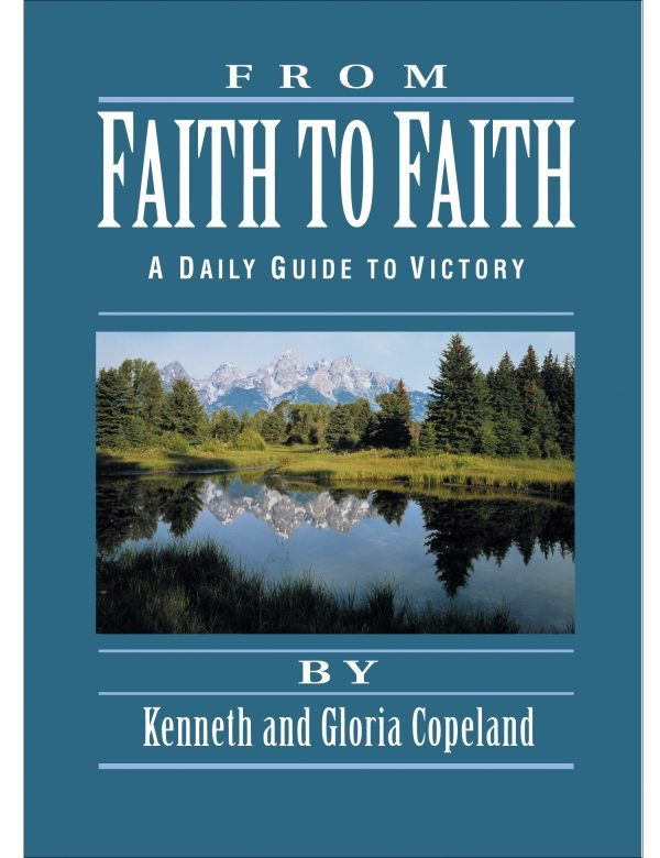From Faith to Faith Paperback Daily Devotional