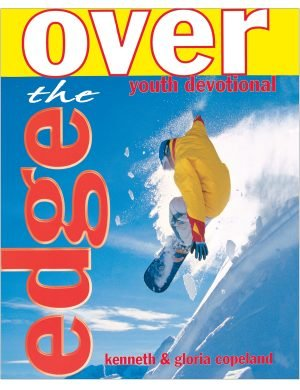 Over the Edge Paperback Daily Devotional For Teens