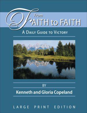 Faith to Faith Large Print Edition-0