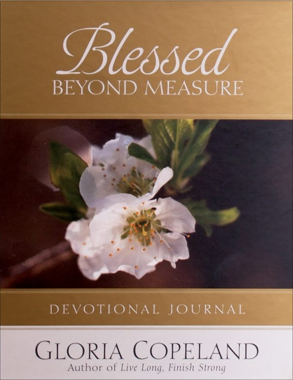 Blessed Beyond Measure Devotional & Journal