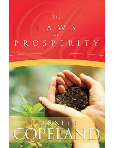 The Laws of Prosperity Paperback Book
