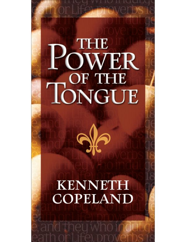The Power of the Tongue Paperback Book