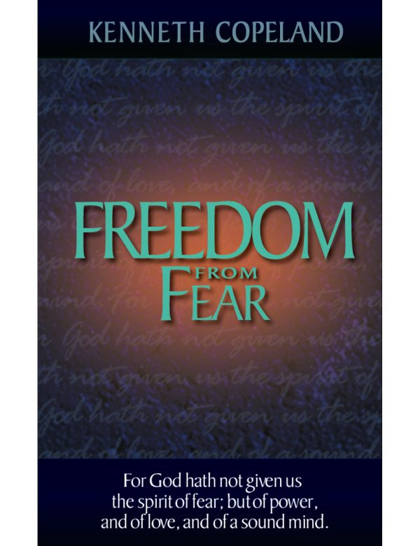 Freedom From Fear Mini Book