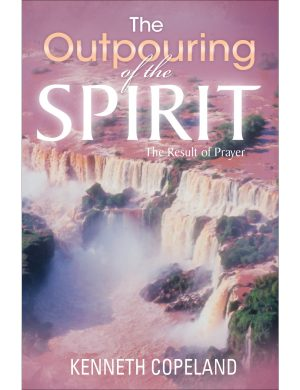 The Outpouring of the Spirit Paperback Book