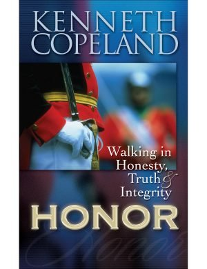 Honour Walking in Honesty Truth & Integrity Paperback Book