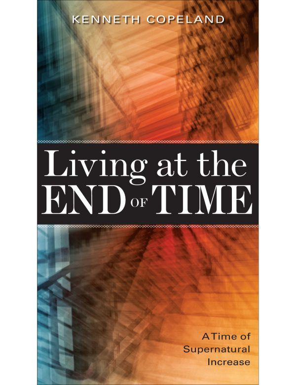 Living at the End of Time Paperback Book