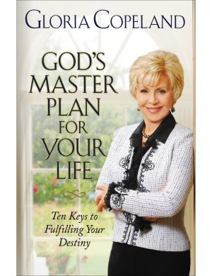 God's Master Plan For Your Life Hardback Book