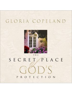 Secret Place of God's Protection Hardback Book and Teaching & Music CD