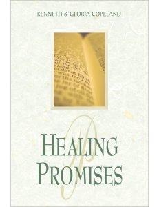 Healing Promises Paperback Book
