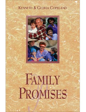 Family Promises Paperback Book