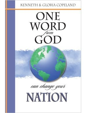 One Word From God Can Change Your Nation Paperback Book