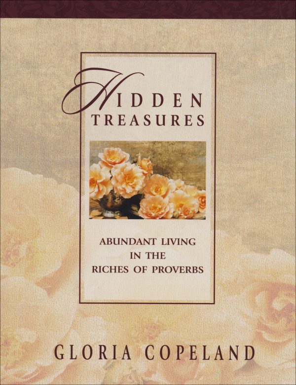 Hidden Treasures in the Riches of Proverbs Paperback Book