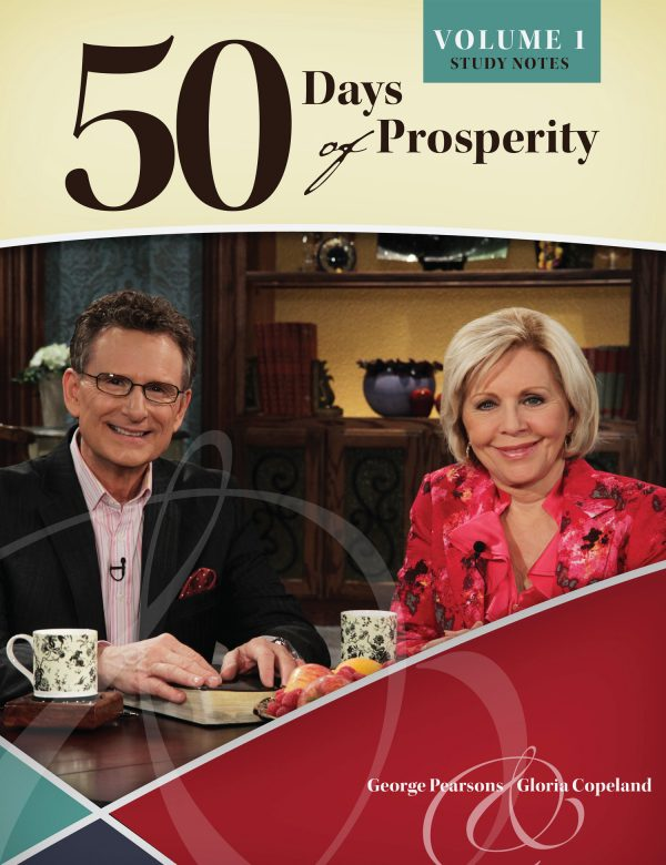 50 Days of Prosperity Volume 1 Study Notes-0