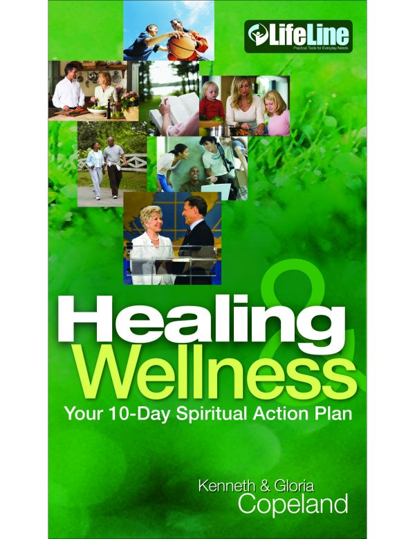 Your 10-Day Spiritual Action Plan for Healing and Wellness Book, CD, Music CD and DVD