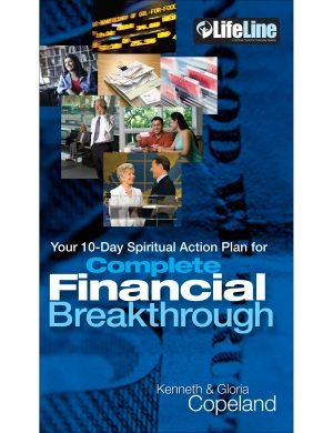 Your 10-Day Spiritual Action Plan for Complete Financial Breakthrough Book, CD, Music CD and DVD