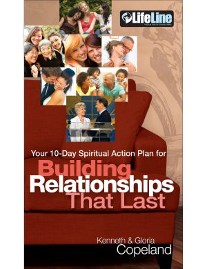 Your 10 Day Spiritual Action Plan For Building Relationships That Last Lifeline Kit Book, CD, Music CD and DVD