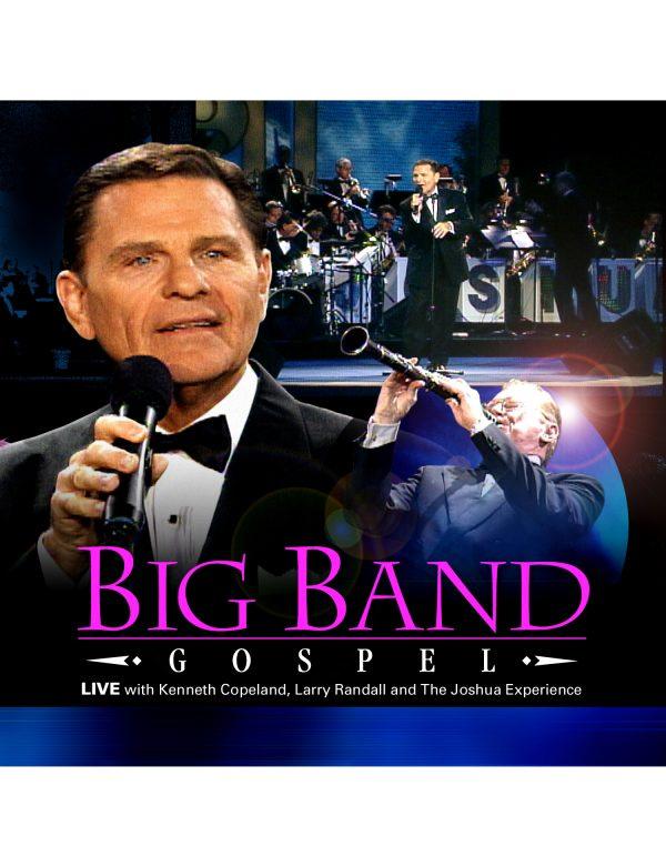 Big Band Gospel CD