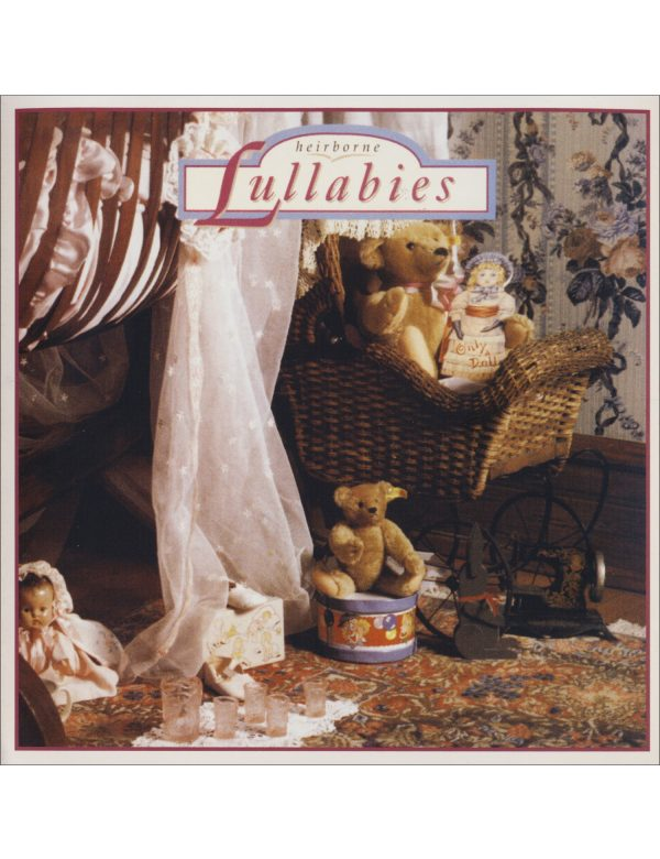 Lullabies Children's Music Compact Disc