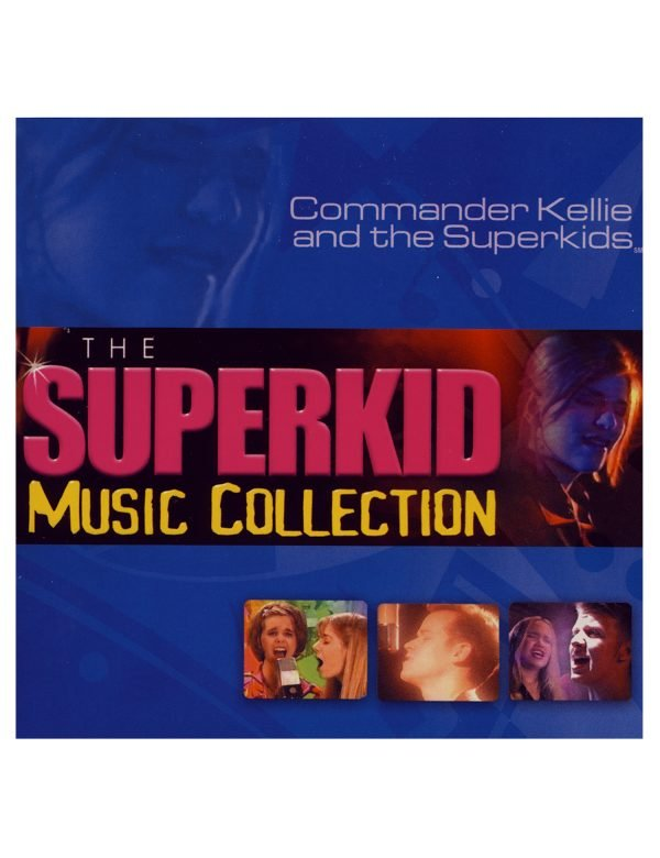 Best of Superkids Music Collection Children's Music Compact Disc