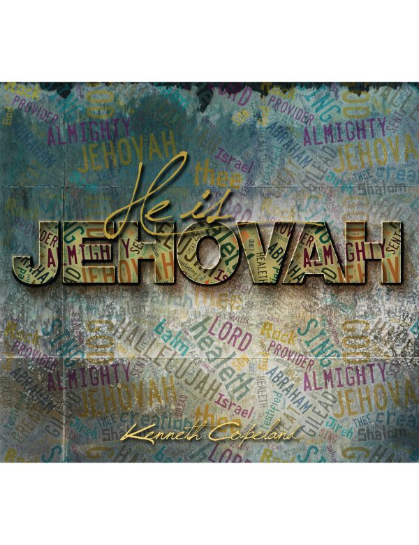 He is Jehovah CD