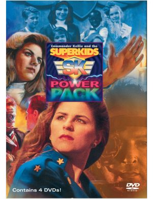 Superkids Power Pack Children's Adventure-0
