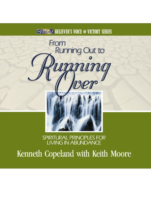 From Running Out to Running Over 4 CD Set with Keith Moore
