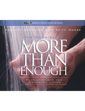 Promise of More than Enough 8 CD Set with Keith Moore