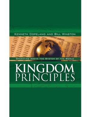 Kingdom Principles DVD with Bill Winston