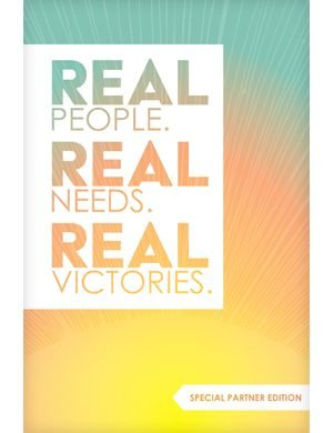 Real People, Real Needs, Real Victories image