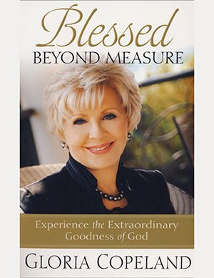 Blessed Beyond Measure Paperback Book-3082