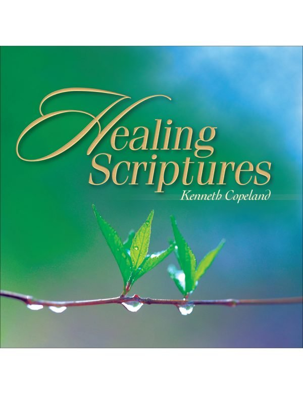 Healing Scriptures Single CD