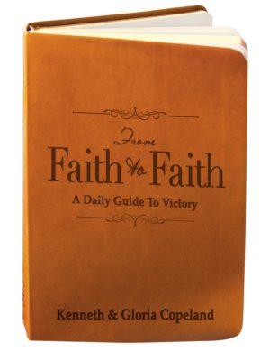 From Faith to Faith Leatherbound Edition-0