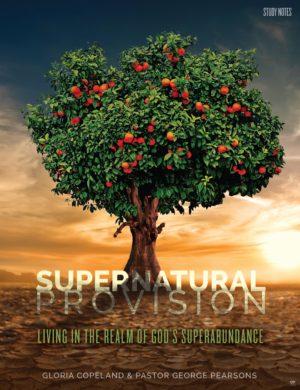 Supernatural Provision - Living in the Realm of God's Super Abundance-0