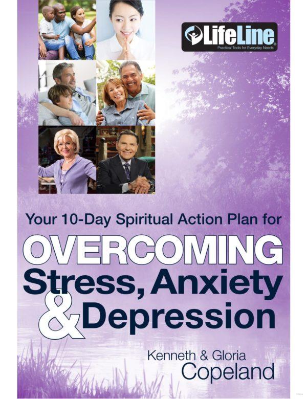 Overcoming Stress, Anxiety & Depression Lifeline Kit x2-0